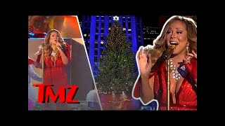 Isolated Audio From Mariah Carey's Live Performance | TMZ