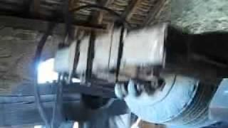 cloche : Volée de l'Angelus à l'église de Charrecey