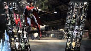 Играем В Лигу Справедливости: Бэтмен Против Зелёного Фонаря\Justice League