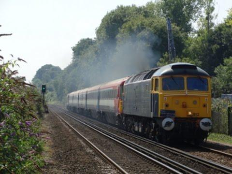 Class 442s & Steam Dreams in Hampshire (17-08-2016)