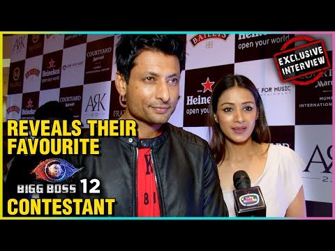 Barkha Bisht & Indraneil Sengupta REVEAL Their Favourite Bigg Boss 12 Contestant | EXCLUSIVE
