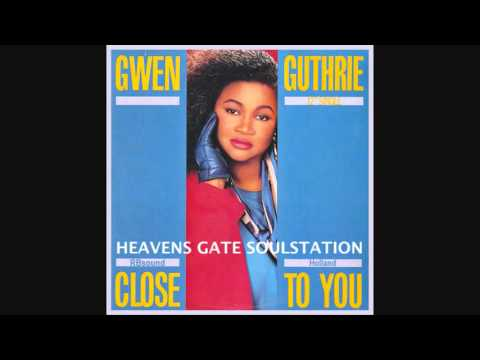 Gwen Guthrie - Close To You (HQ+Sound)