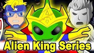 """23 mins Citi Heroes Series 25 """"Alien King"""""""