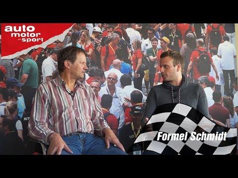 Formel Schmidt - GP Singapur 2017 | auto motor und sport