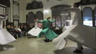 SUFI DANCE 2013 (Whirling Dervishes - Sirkeci Istanbul)