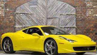 2011 Ferrari 458 Italia - G177261 - Exotic Cars of Houston