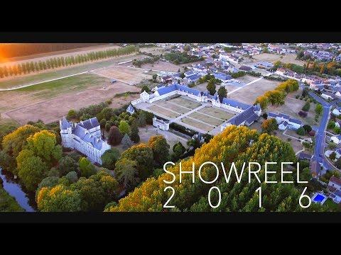 Drone Expérience & Vidéo Expérience - SHOWREEL 2016