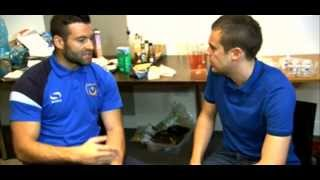 Portsmouth Fc: Inside Pompey. Part 2 (Soccer AM behind the scenes)