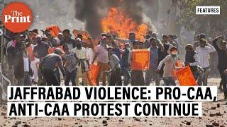 delhi-jaffrabad-firing-torched-shops-cars-pro-anti-caa-protests-continue