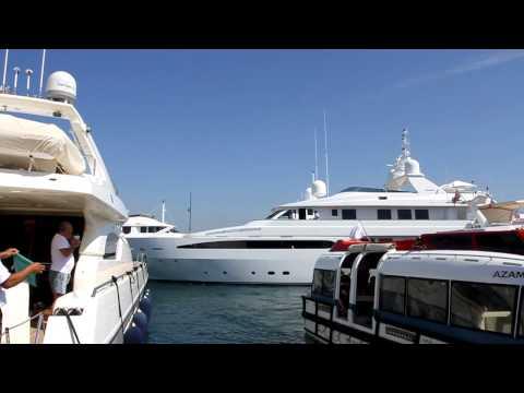 St Tropez summer 2012