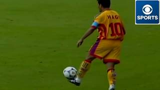 Gheorghe Hagi - The Legend - Goals dribbling