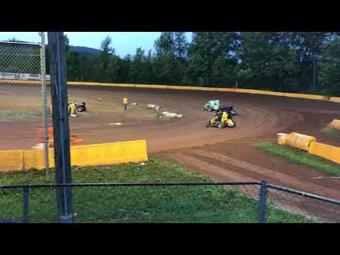Hamlin Speedway 600 Rookie Feature 7/21/18