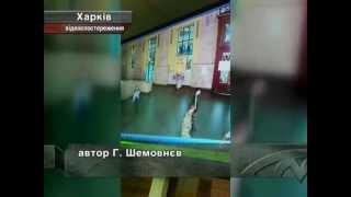 В Харькове милиционер устроил стрельбу на вокзале.(http://magnolia-tv.com/ Следователь райотдела милиции стрелял из травматического пистолета на железнодорожном вокз..., 2015-09-14T16:16:04.000Z)