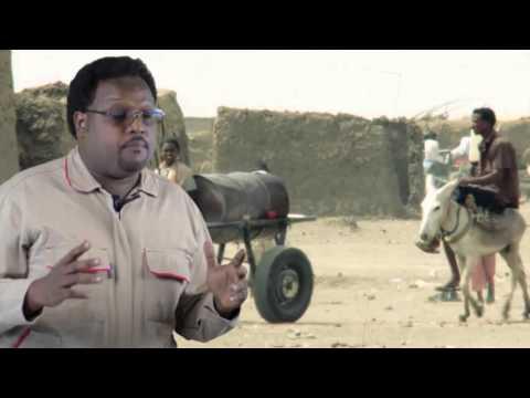 طائرات دون طيار لمكافحة التصحّر   Mohamed Abdaal   TEDxKhartoum