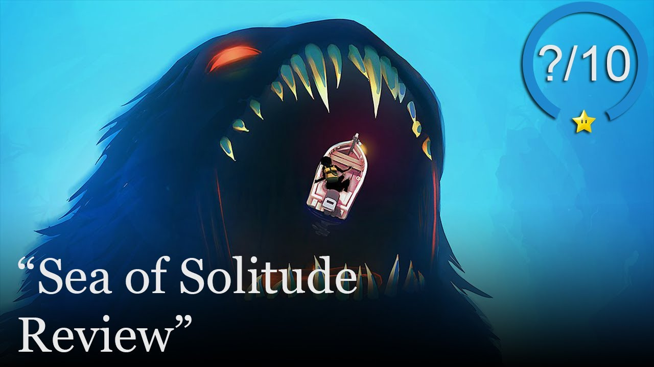 Sea of Solitude Review [PS4, Switch, Xbox One, & PC] (Video Game Video Review)