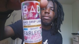 Farley's Gnarly Sauce {From Bad Drip} juice review