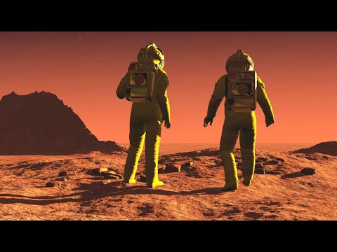 Колонизация Марса | Научные сенсации - Видео онлайн