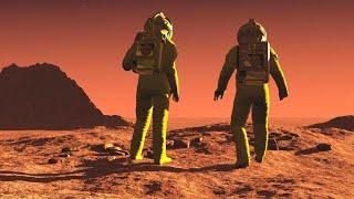 Колонизация Марса   Научные сенсации