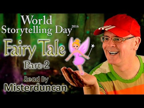 World Storytelling Day 2016: Part 2 by MISTERDUNCAN