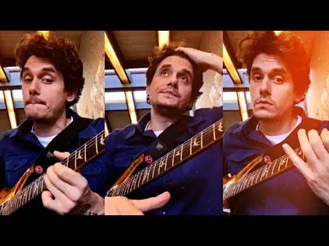 John Mayer Guitar Masterclass 2019 (IG Live)