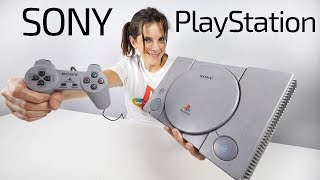 Sony PlayStation original 1994 -RETRO review y CURIOSIDADES-