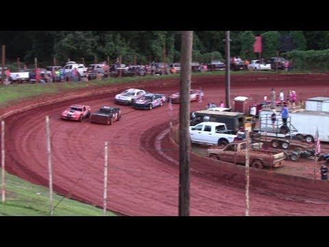 Winder Barrow Speedway Modified Street Feature Race  8/17/19