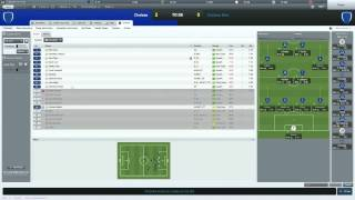 Let's Play Football Manager 2012 - Chelsea FC - Ep.1 A New Game