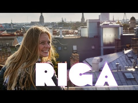 🇱🇻 Riga Latvia: 24hr Travel Guide vlog