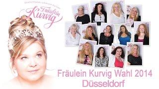 """Fräulein Kurvig"" 2014 in Düsseldorf"