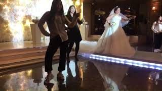 wedding댄스 백석퀸스웨딩 알러빗 ㅡ 따르릉 결혼식…