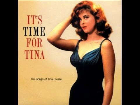 Tina Louise - Goodnight, My Love