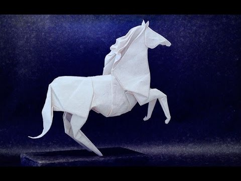 Origami Horse 2015 Youtube