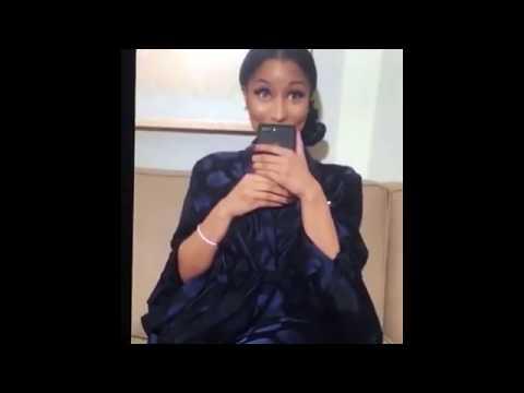 Nicki Minaj Instagram Live (Swalla Acoustic).