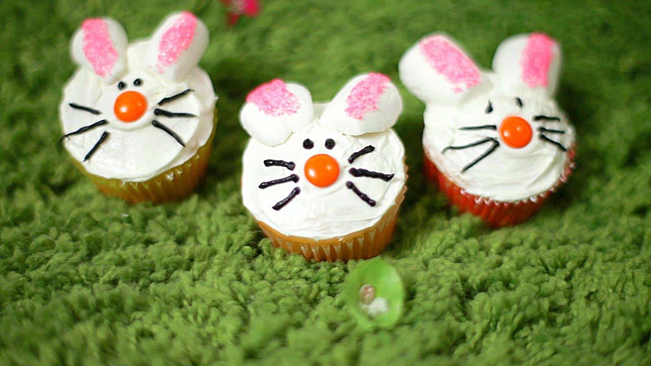 como decorar cupcake de pascoa youtube