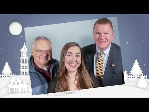 Mensaje de Navidad del Abogado Richard Hein en Español