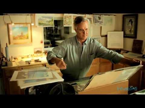 Leon Loughridge, Colorado Woodblock Artist - Beyond The Gallery