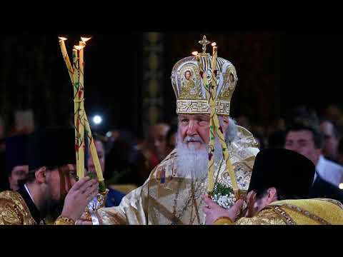 News Update Orthodox Christmas marked in Russia and Egypt 07/01/18