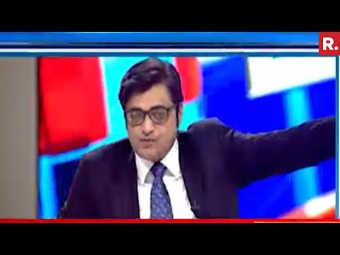 National Anthem Debate: Is It Time for A New Law? | Sunday Debate With Arnab Goswami