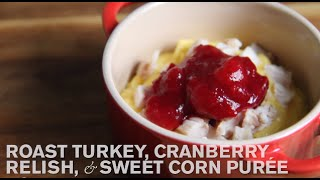 Baby Food | Corn Purée, Cranberry & Turkey | Farm To Table Family | Pbs Parents
