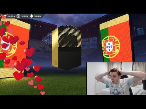 VALENTINES DAY PACK LUCK IS INSANE!!! FIFA 18 Pack Opening!!!