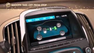 2012 Buick LaCrosse with eAssist - Fuel Economy
