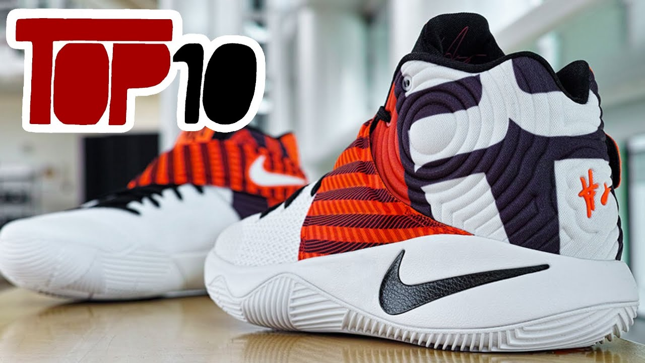 d3b34e9de5f9 Top 10 Nike Kyrie 2 Shoes Of 2016 - YouTube