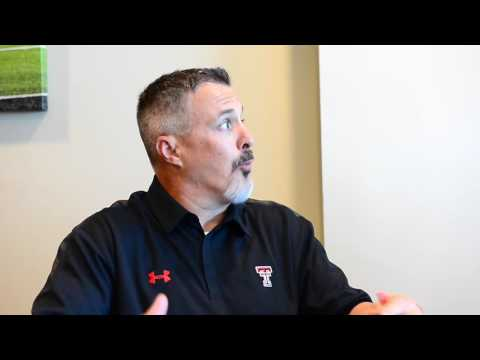Texas Tech DL Coach Kevin Patrick on Improving the Defense's Reliability