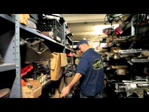 A Day At Cycle Warehouse - Part 1