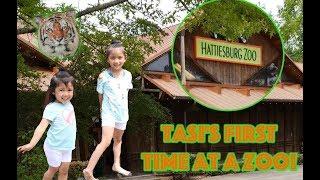 Zoo animals! A girls trip to Hattiesburg!
