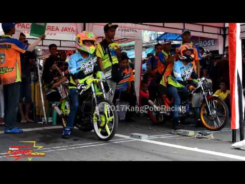 Gery Percil VS Kiki Codet Duo Jagoan Racinghell Dragbike BSMC Purbalingga