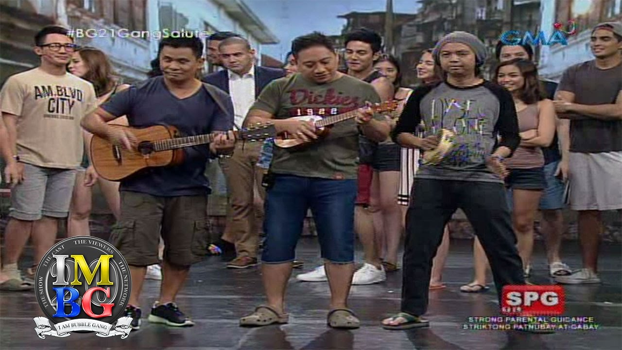 Bubble gang november 7 2014 ang dating doon 8