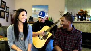 Taylor Swift Back to December Duet Cover by Marcus Marshall and Christina Marie