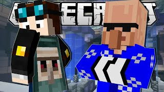 Minecraft | I CHANGED MY CLOTHES!! | The Lab Minigame