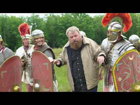 Total War: ROME II presents the Throwing War with BRIAN BLESSED! [ERSB]